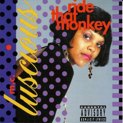 M.C. Luscious – Ride That Monkey (CDS) (1992) (FLAC + 320 kbps)