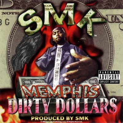SMK – Memphis Dirty Dollars (CD) (1998) (FLAC + 320 kbps)
