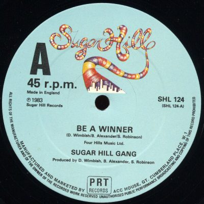 Sugarhill Gang – Be A Winner (VLS) (1983) (FLAC + 320 kbps)