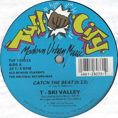 T-Ski Valley – Catch The Beat (VLS) (1988) (FLAC + 320 kbps)