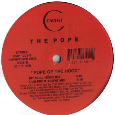 The Pope – Pope Of The Hood (VLS) (1992) (FLAC + 320 kbps)