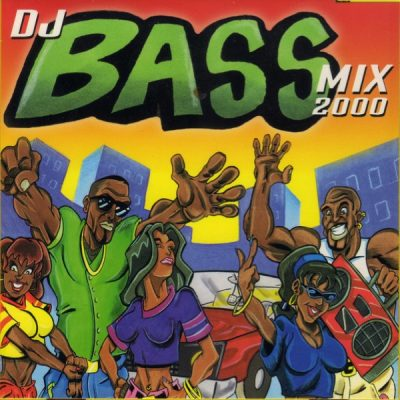 VA – DJ Bass Mix 2000 (CD) (2000) (FLAC + 320 kbps)