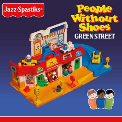 Jazz Spastiks & People Without Shoes – Green Street (Vinyl) (2019) (FLAC + 320 kbps)