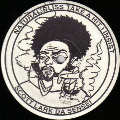 Scott Lark Da Sensei – Natural Bliss / Take A Hit / I Insist (VLS) (1995) (FLAC + 320 kbps)