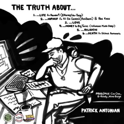Patrick Antonian – The Truth About… EP (WEB) (2019) (320 kbps)