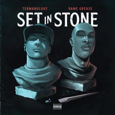 Termanology & Dame Grease – Set In Stone (WEB) (2019) (320 kbps)