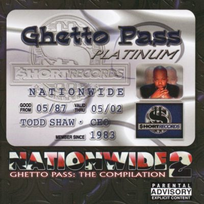 VA – Nationwide 2: Ghetto Pass The Compilation (CD) (2000) (FLAC + 320 kbps)