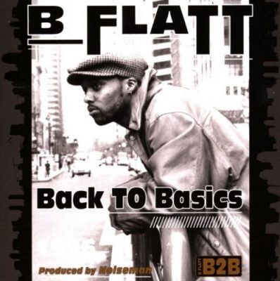 B Flatt – Back To Basics (CD Reissue) (1996-2019) (320 kbps)