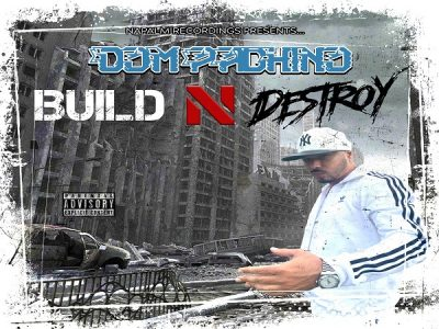 Dom Pachino – Build N Destroy (WEB) (2019) (320 kbps)