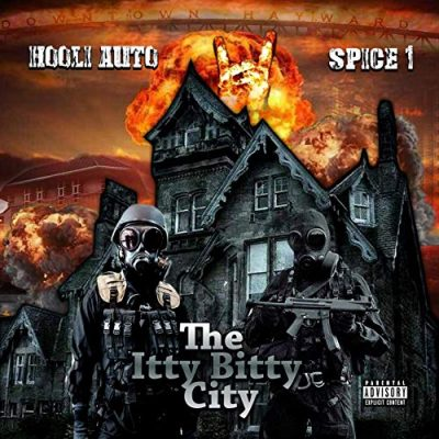 Hooli Auto & Spice 1 – The Itty Bitty City (WEB) (2019) (320 kbps)