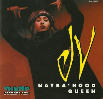 JV – Nayba'hood Queen (CD) (1994) (FLAC + 320 kbps)