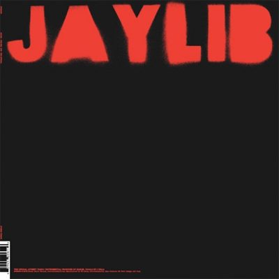 Jaylib – The Red / The Official (VLS) (2003) (FLAC + 320 kbps)