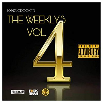 KXNG Crooked – The Weeklys Vol. 4 (WEB) (2019) (320 kbps)