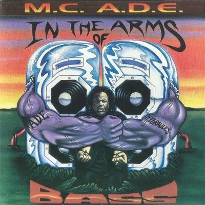 MC ADE – In The Arms Of Bass (CD) (1993) (FLAC + 320 kbps)