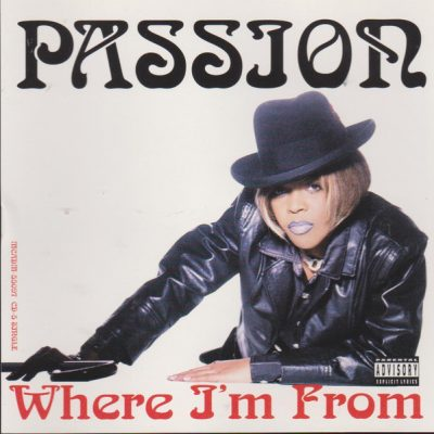 Passion – Where I'm From (CDS) (1996) (FLAC + 320 kbps)