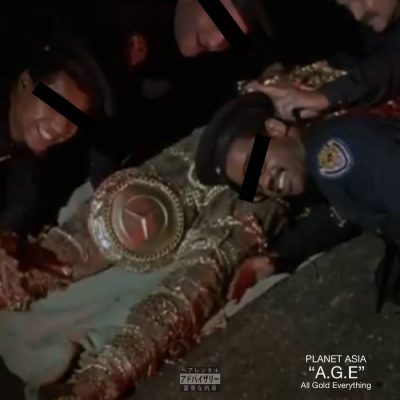 Planet Asia – A.G.E (All Gold Everything) EP (WEB) (2019) (320 kbps)