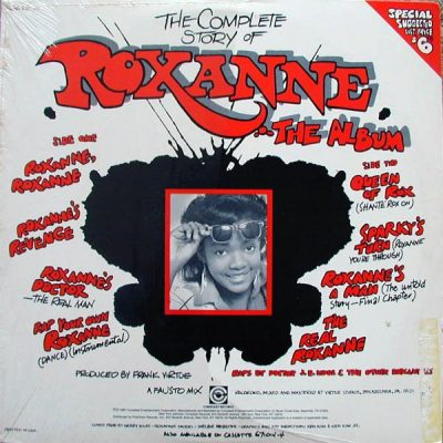 Doctor J.R. Kool & The Other Roxannes – The Complete Story Of Roxanne… The Album (Vinyl) (1985) (FLAC + 320 kbps)