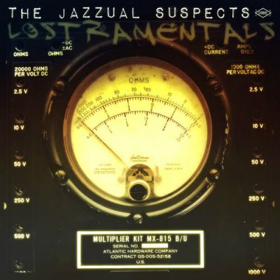 The Jazzual Suspects – Lostramentals (WEB) (2019) (320 kbps)