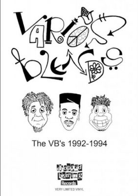 Various Blends – The VB's 1992-1994 EP (Vinyl) (2019) (320 kbps)