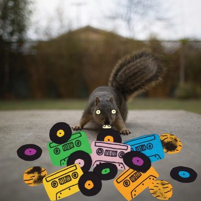 Evidence – Squirrel Tape Instrumentals Vol. 1 (WEB) (2019) (320 kbps)