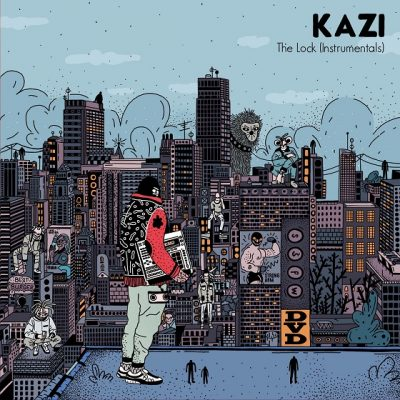 Kazi – The Lock (Instrumentals) (WEB) (2019) (320 kbps)