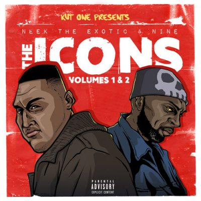 Neek The Exotic & Nine – The Icons, Vol. 1 & 2 (WEB) (2019) (FLAC + 320 kbps)