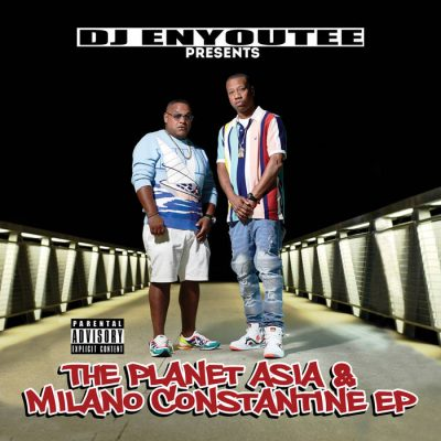 Planet Asia & Milano Constantine – EP (WEB) (2019) (320 kbps)