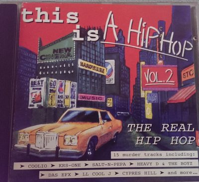 VA – This Is A HipHop Vol. 2 (CD) (1995) (FLAC + 320 kbps)