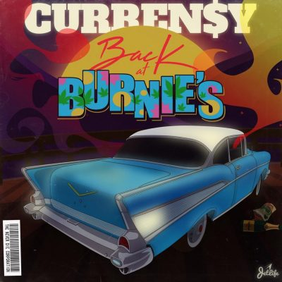 Curren$y – Back At Burnie's (WEB) (2019) (320 kbps)