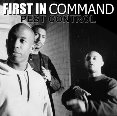 First In Command – Pest Control (CD) (2019) (FLAC + 320 kbps)