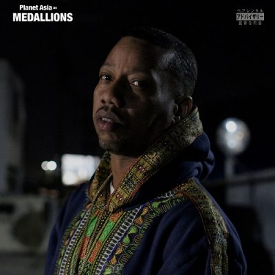 Planet Asia – Medallions EP (WEB) (2019) (320 kbps)
