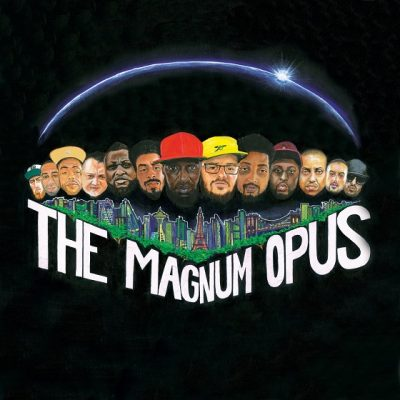 Micall Parknsun & Giallo Point – The Magnum Opus (WEB) (2019) (320 kbps)