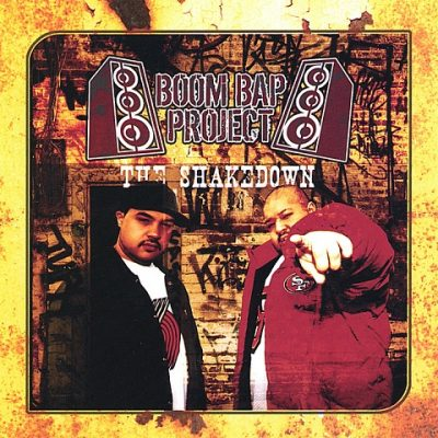 Boom Bap Project – The Shakedown (WEB) (2007) (FLAC + 320 kbps)
