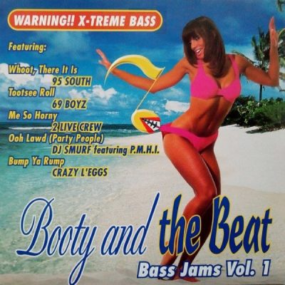VA – Booty And The Beat – Bass Jams Vol. 1 (CD) (1996) (FLAC + 320 kbps)