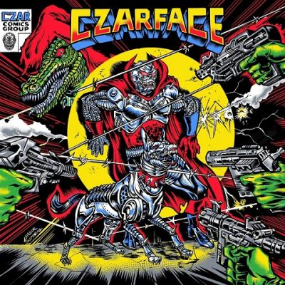 Czarface – The Odd Czar Against Us (CD) (2019) (FLAC + 320 kbps)