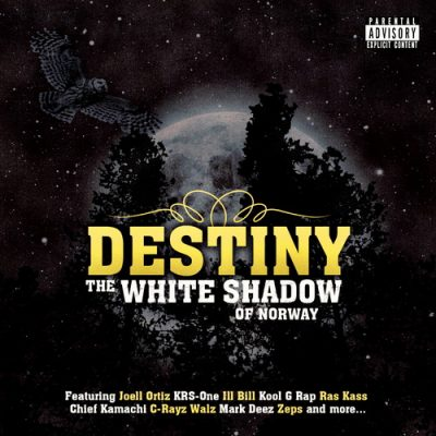The White Shadow Of Norway – Destiny (CD) (2010) (320 kbps)