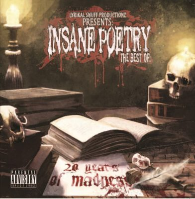 Insane Poetry – The Best Of: 20 Years Of Madness (WEB) (2013) (320 kbps)