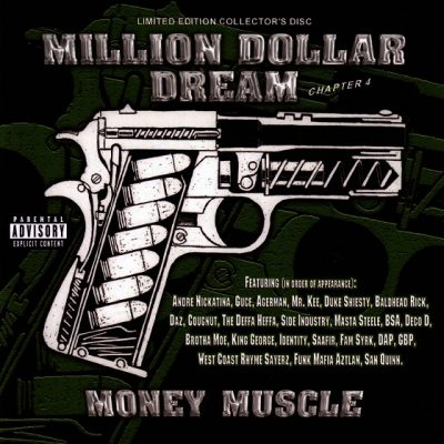 VA – Million Dollar Dream: Chapter 4 – Money Muscle (WEB) (1999) (FLAC + 320 kbps)