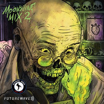 Daniel Son & Futurewave – Moonshine Mix 2 (WEB) (2019) (320 kbps)