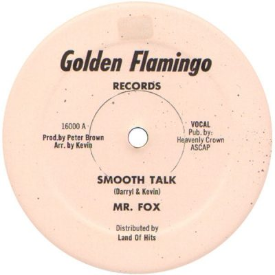 Mr. Fox – Smooth Talk / Party Track (VLS) (1980) (FLAC + 320 kbps)