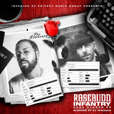 Roc Marciano & The Alchemist – Rosebudd Infantry: Case Closed EP (WEB) (2020) (320 kbps)