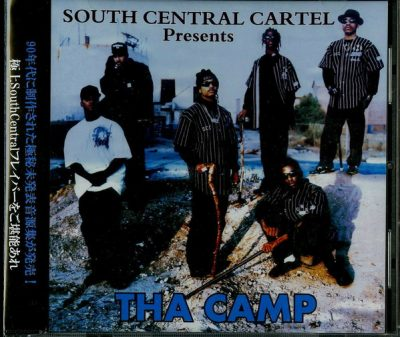 South Central Cartel – Tha Camp (CD) (2019) (VBR V0)