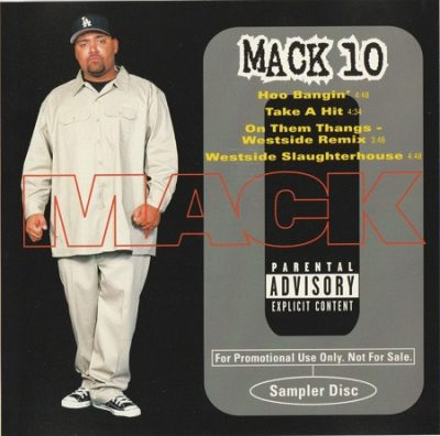 Mack 10 – Sampler Disc (CD) (1997) (FLAC + 320 kbps)