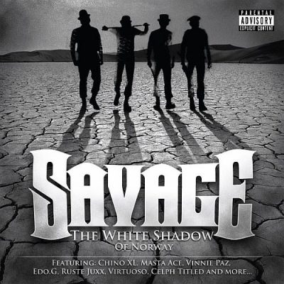 The White Shadow Of Norway – Savage (CD) (2011) (320 kbps)