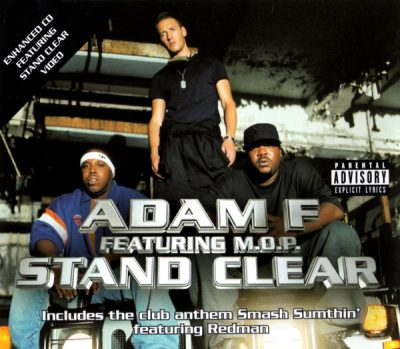 Adam F. – Stand Clear (CDS) (2001) (FLAC + 320 kbps)