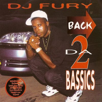 DJ Fury – Back 2 Da Bassics (CD) (1996) (320 kbps)