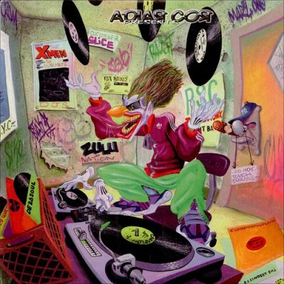 Roc Raida – Adiar Cor Presents… Beats For Jugglers (Vinyl) (1998) (FLAC + 320 kbps)