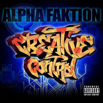 Alpha Faktion – Creative Control (CD) (2017) (FLAC + 320 kbps)