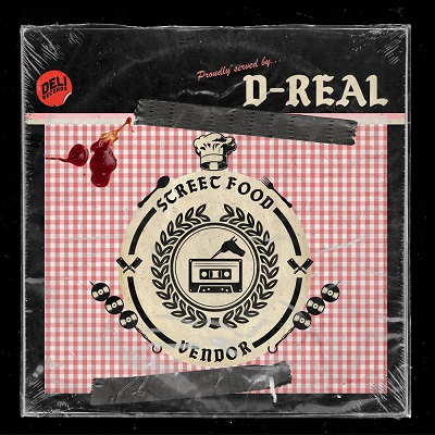 D-Real – Street Food Vendor (WEB) (2019) (320 kbps)