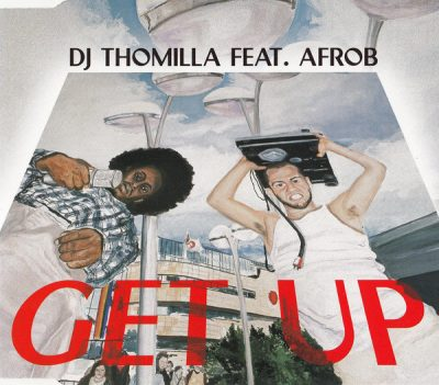 DJ Thomilla – Get Up (CDS) (2000) (FLAC + 320 kbps)